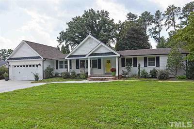 Raleigh Single Family Home For Sale: 1105 Glen Eden Drive