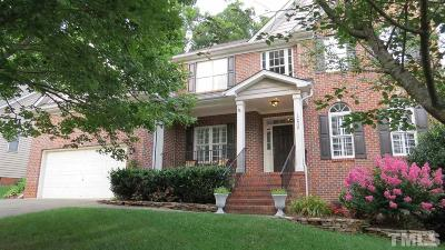 Raleigh Single Family Home For Sale: 12408 Penrose Trail