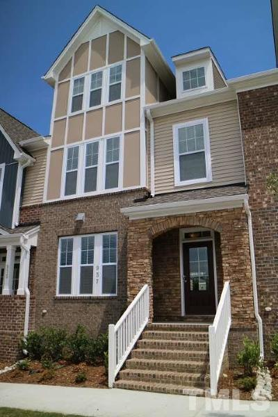 Cary Rental For Rent: 937 Rosepine Drive