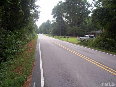 Wake County Residential Lots & Land Pending: 405 Gatewood Drive