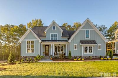 Wake Forest Single Family Home For Sale: 1317 Mackinaw Drive