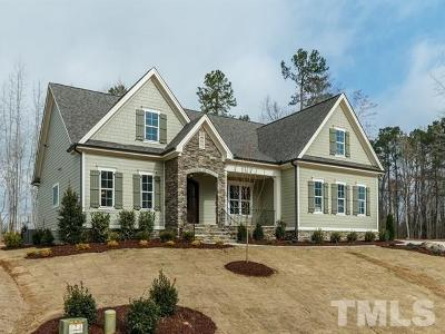 Wake Forest Single Family Home For Sale: 1220 Reservoir View Lane #35