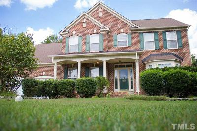 Raleigh Single Family Home For Sale: 3233 Forestville Road