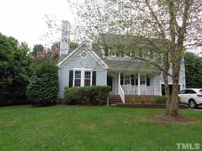 Morrisville Rental For Rent: 136 Waltons Creek Road