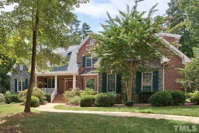 Durham County Single Family Home For Sale: 3725 Foxwood Place