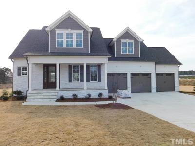 Fuquay Varina Single Family Home For Sale: 3908 Brenton Glen Court #Lot 12
