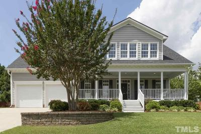 Cary Single Family Home For Sale: 109 Bittercress Court