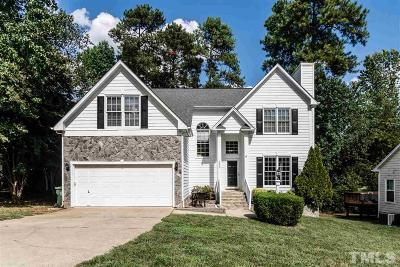Cary Single Family Home For Sale: 102 Fetzer Court