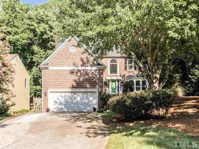 Cary Single Family Home For Sale: 300 Hunters Crossing