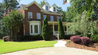 Raleigh Single Family Home For Sale: 924 Oak Creek Road