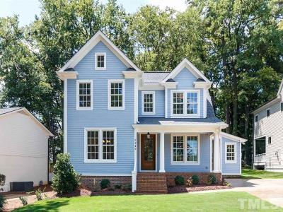 Raleigh Single Family Home For Sale: 2349 Lowden Street