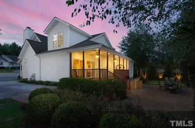 Wake Forest Single Family Home For Sale: 628 Groveton Trail