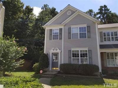 Raleigh Rental For Rent: 4254 Vienna Crest Drive