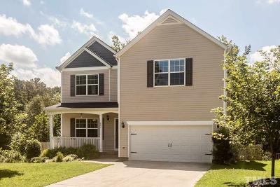 Wake Forest Single Family Home For Sale: 805 Edgeware Way