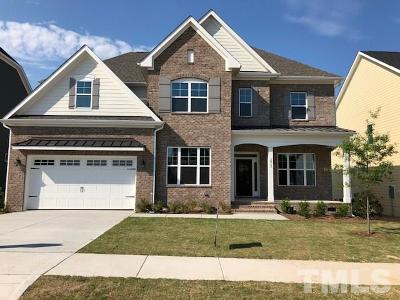 Apex Single Family Home For Sale: 3013 Sainsbury Way
