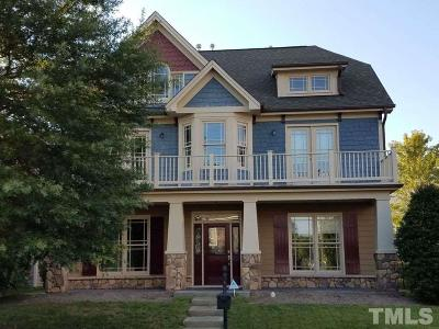 Morrisville Single Family Home For Sale: 1404 Hemby Ridge Lane
