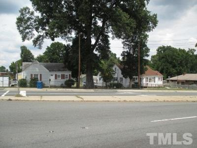 Durham County Commercial For Sale: 2501 Holloway Street