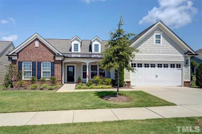 Durham Single Family Home For Sale: 1205 Lincoln Mill Drive