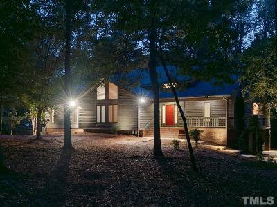 Raleigh Single Family Home For Sale: 5000 Birchleaf Drive