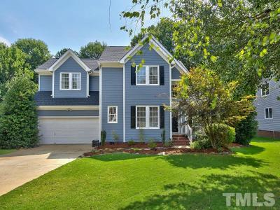 Morrisville Single Family Home Contingent: 147 Waltons Creek Road