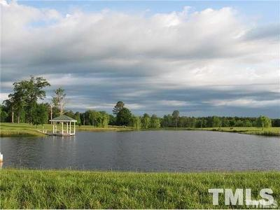 Granville County Single Family Home For Sale: 1553 Enon Road