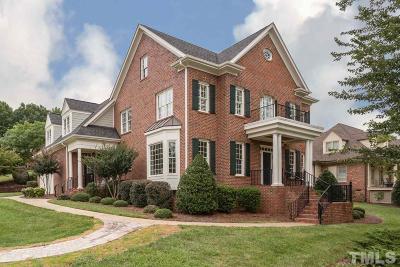 Raleigh Single Family Home For Sale: 5330 Landguard Drive
