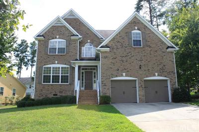 Durham Single Family Home For Sale: 415 Harkness Circle