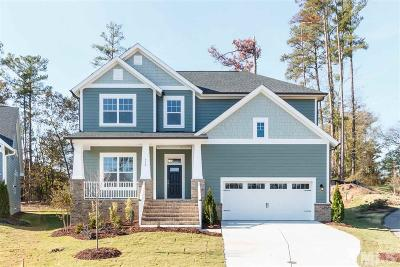 Chapel Hill Single Family Home For Sale: 312 Bella Rose Drive
