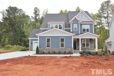 Holly Springs Single Family Home Pending: 2804 Mills Lake Wynd