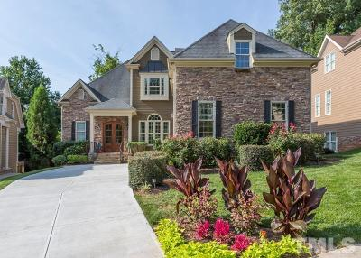 Raleigh Single Family Home For Sale: 1709 Frenchwood Drive