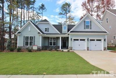 Holly Springs Single Family Home Pending: 104 Park Bluff Drive
