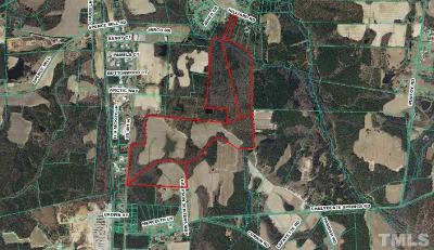 Fuquay Varina Residential Lots & Land For Sale: 9648 N Us 401 Highway