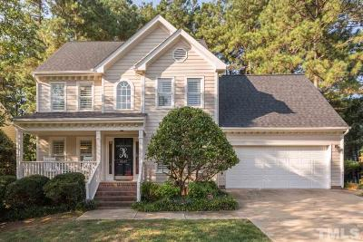 Raleigh Single Family Home Contingent: 2917 Dahlgreen Road