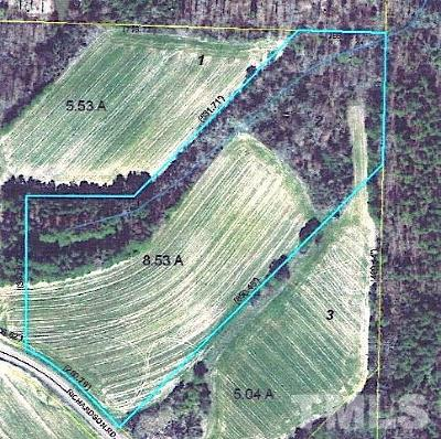Spring Hope Residential Lots & Land For Sale: Richardson Road