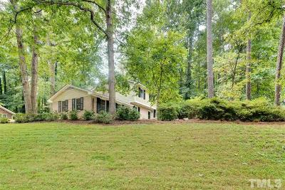 Cary Single Family Home Pending: 1000 Brookgreen Drive