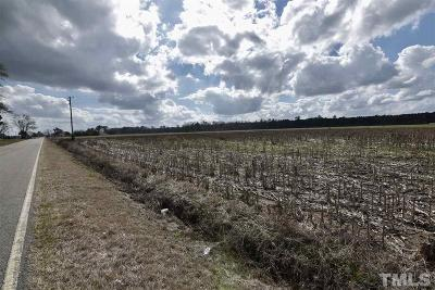 Sampson County Residential Lots & Land For Sale: Lot 1 Mingo Church Road