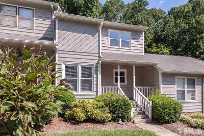 Cary Townhouse Pending: 414 Applecross Drive