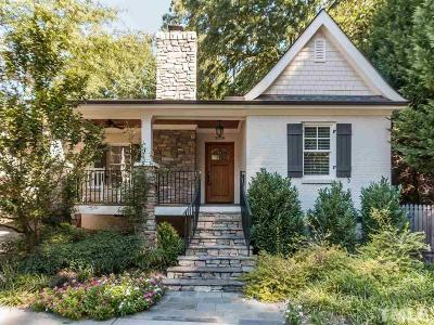 Raleigh Single Family Home For Sale: 3038 Medlin Drive