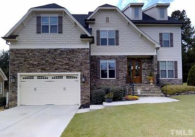 Heritage Single Family Home For Sale: 1137 Fanning Drive