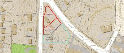 Wake County Residential Lots & Land For Sale: 3302 Poole Road
