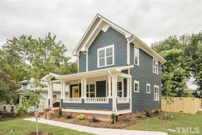 Durham Single Family Home For Sale: 1119 Liberty Street