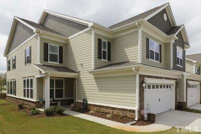 Woodcreek Townhouse For Sale: 123 Willow View Lane