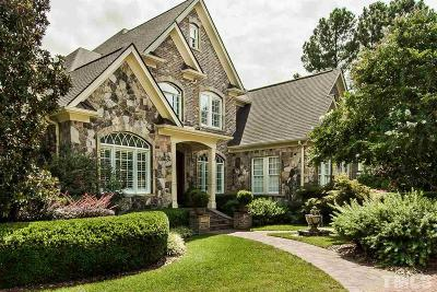 Wakefield Single Family Home For Sale: 2508 Sharon View Lane