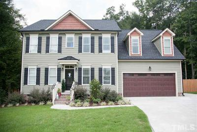 Fern Valley Single Family Home For Sale: 903 Sethcreek Drive