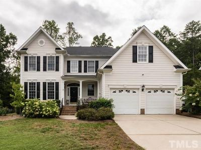 Raleigh Single Family Home For Sale: 8909 Winged Thistle Court