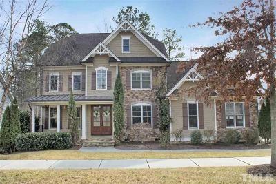 Wake Forest Single Family Home For Sale: 1200 Fanning Drive