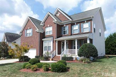 Morrisville Single Family Home For Sale: 200 Ruthwin Drive