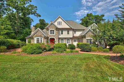 Chapel Hill Single Family Home For Sale: 101 Flagstone Court