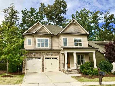 Briar Chapel Single Family Home For Sale: 343 Dark Forest Drive