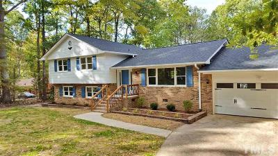 Durham County Single Family Home For Sale: 1710 Mohegan Drive